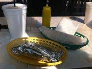 Taco-Burrito-Orchata